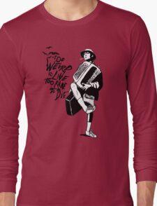 Weird and Rare - Fear Loathing Vegas Long Sleeve T-Shirt