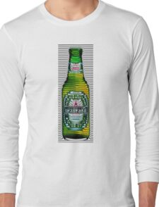 beer ripples Long Sleeve T-Shirt