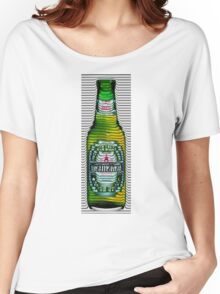beer ripples Women's Relaxed Fit T-Shirt
