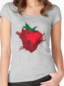 Strawberry from Across the universe Women's Fitted Scoop T-Shirt