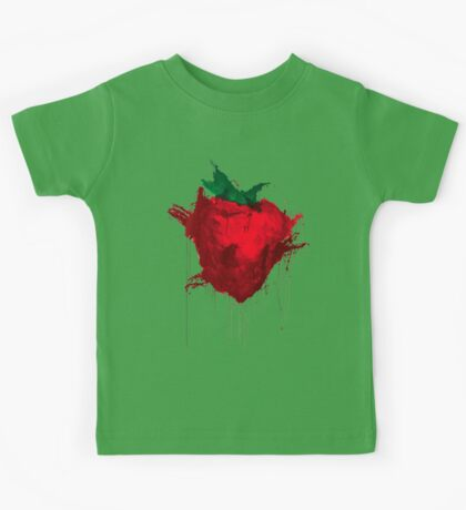 Strawberry from Across the universe Kids Tee