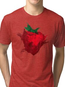 Strawberry from Across the universe Tri-blend T-Shirt