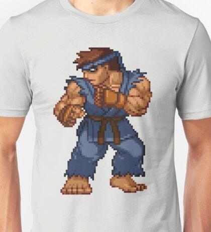 Evil Ryu - Street Fighter Sprite Unisex T-Shirt