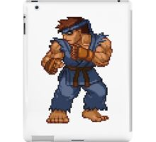 Evil Ryu - Street Fighter Sprite iPad Case/Skin