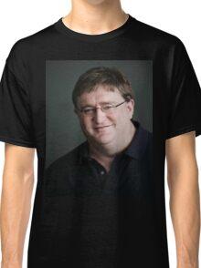 Gabe Newell Steam God Classic T-Shirt
