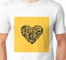 Heart a trace Unisex T-Shirt