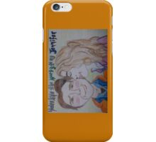 The Marty to my Jennifer iPhone Case/Skin