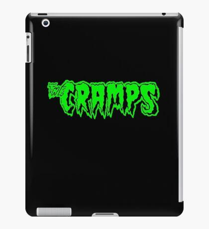 The Cramps (green) iPad Case/Skin