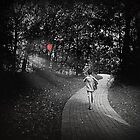 A Boy and a Red Baloon by Clare Colins