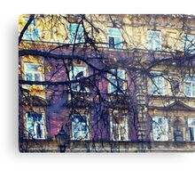 Cracow architecture Metal Print