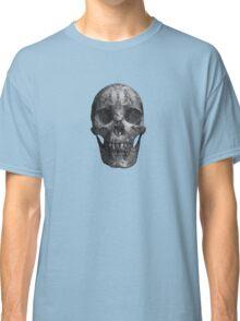 Crystal Skull Creepy Badass Cool Classic T-Shirt