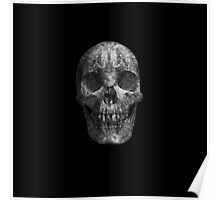 Crystal Skull Creepy Badass Cool Poster