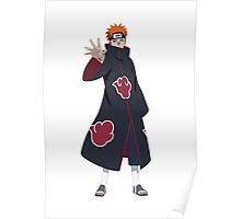 Pain - Naruto Shippuden Poster