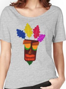 Aku Aku Remastered Women's Relaxed Fit T-Shirt
