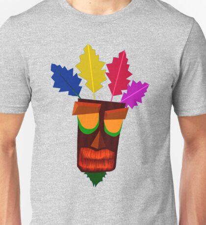 Aku Aku Remastered Unisex T-Shirt