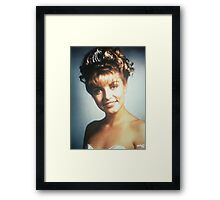 laura palmer Framed Print