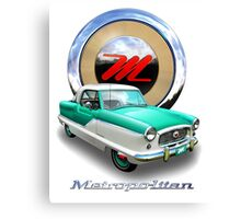 Nash Metropolitan Canvas Print