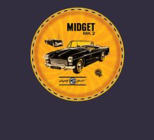MG midget British classic car Classic T-Shirt