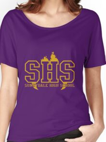 sunnydale high school t shirt Women's Relaxed Fit T-Shirt