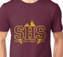sunnydale high school t shirt Unisex T-Shirt
