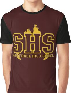 sunnydale high school t shirt Graphic T-Shirt