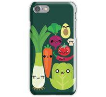 Emotional Veggies iPhone Case/Skin