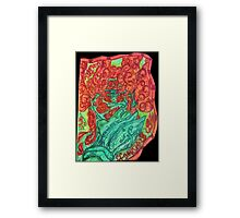 Ganja Guardians #5:OG {Real} Framed Print
