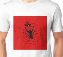 Man a spider Unisex T-Shirt