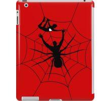 Man a spider iPad Case/Skin