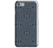 Harry Potter and The Cursed Child Hogwarts Pattern iPhone Case/Skin