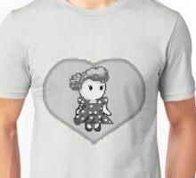 Lucy pixel Unisex T-Shirt