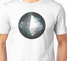 Dreieck-Kreis Unisex T-Shirt