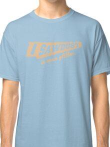 Sawdust is Man Glitter Woodworking humour Classic T-Shirt