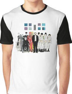 Stanley Kubrick Graphic T-Shirt