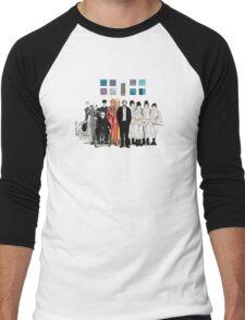 Stanley Kubrick Men's Baseball ¾ T-Shirt