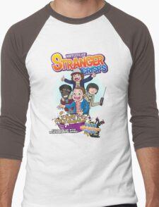 Stranger Crisps Men's Baseball ¾ T-Shirt