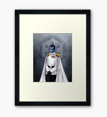 admiral Framed Print