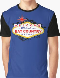 Bat Country Graphic T-Shirt