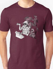 HS Thompson writing Unisex T-Shirt