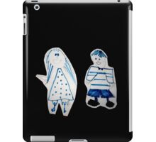 Aria and Parker's Adventures and Stuff iPad Case/Skin