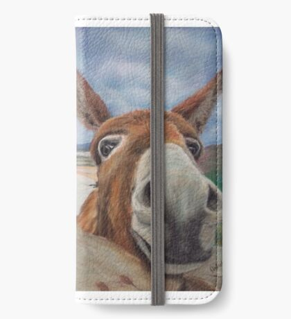 Donegal Donkey Duo iPhone Wallet/Case/Skin