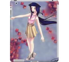 flower valley iPad Case/Skin