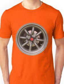 WATANABE RACING WHEELS, another true classic. Unisex T-Shirt