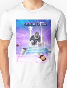 Harambe. Unisex T-Shirt