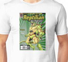Reptilian Jump Cover Unisex T-Shirt