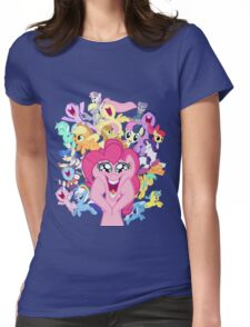 Everypony Womens Fitted T-Shirt