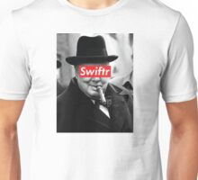 swiftr churchill Unisex T-Shirt