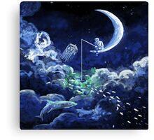 Dream Doctor Canvas Print