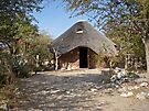 Rondavel, Roy's Camp, Namibia, Africa by Margaret  Hyde