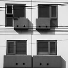 Apartment Block by Maggie Hegarty